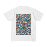 シンプルデザインTシャツ 276-Spur(GRAY)