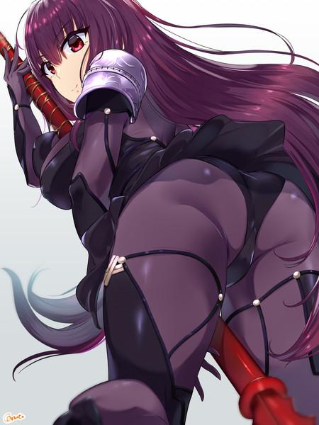 そこで私の槍捌きを見ておれ
