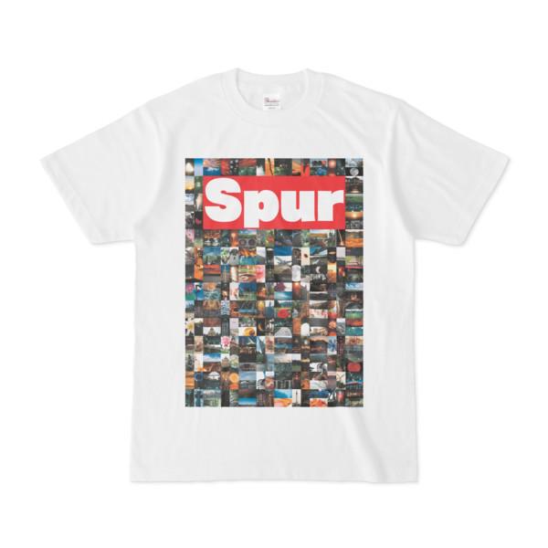 シンプルデザインTシャツ NC8.Spur_232(RED)