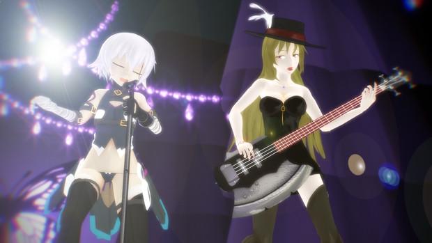 【Fate/MMD】アンコール!【六導玲霞、ジャック・ザ・リッパー】