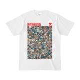 シンプルデザインTシャツ ANIMAL☆TANKER(RED)
