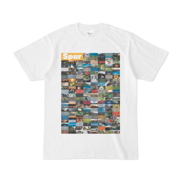 シンプルデザインTシャツ Spur=170(GOLD)