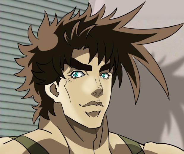 18歳、波紋戦士です