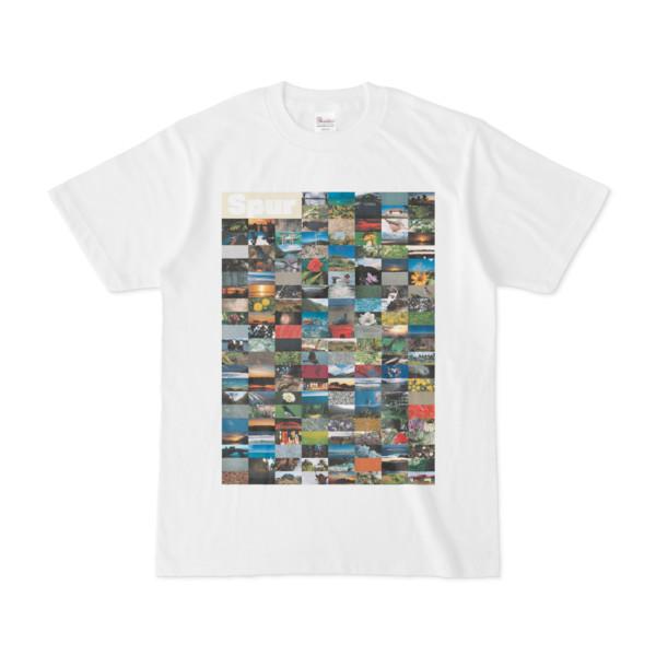 シンプルデザインTシャツ Spur=170(BEIGE)
